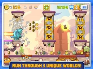 monster inc juegos run